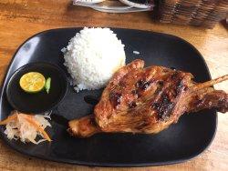 Chicken Ati-Atihan