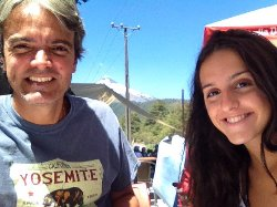 Visita ao vulcão Villarrica !
