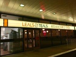 Leals & Teals Steakhouse