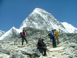 Info Nepal Treks and Expedition