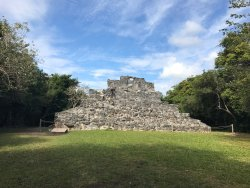 San Gervasio Mayan Archaeological Site