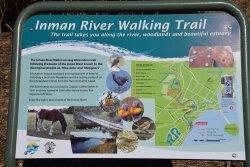 Inman River Walk