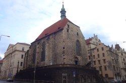 Kostel svateho Vaclava na Zderaze