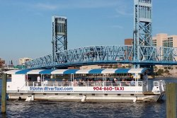 St Johns River Taxi