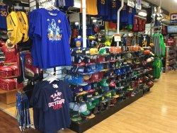 NFL Shop Pier 39