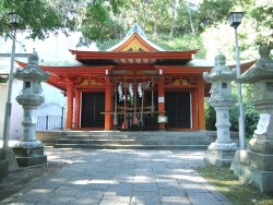 Ikazushi Shrine