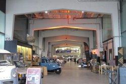 Schuppen Eins - Zentrum fur Automobilkultur und Mobilität