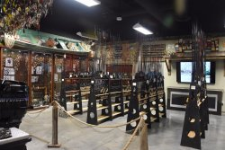 Lew's Ozarks Fishing Museum