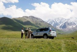Kyrgyz Travel Guide