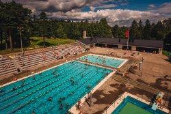Kumpula Open Air Swimming