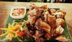 Krispi Pata Pork Hock