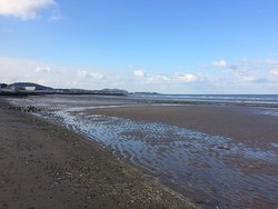 Colwyn Bay Beach