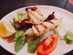 Fabulous authentic Greek food.