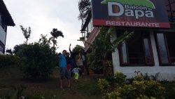 Restaurante Balcon de Dapa, Excelente
