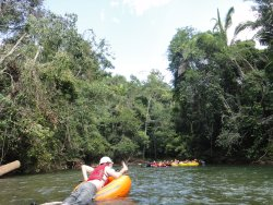Cave Tubing & Zip Line with Explore Belize Caves