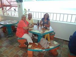 Visita con familiares de West Palm Beach