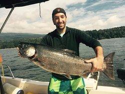 BC Fishing Charters - Sunshine Coast
