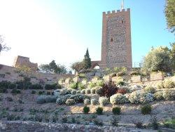 Alcazaba La Fortaleza de Velez Malaga