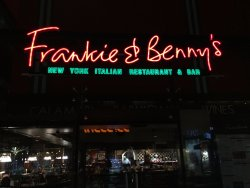 Frankie and Bennys Whiteley