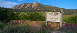 Colorado Chautauqua National Historic Landmark offers year-round hiking, dining, lodging, events