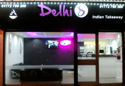 Delhi 8 Indian Takeaway