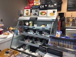 Sainsburys Cafe