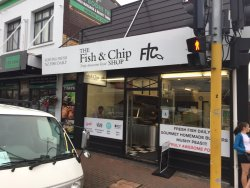 The Fish & Chip Shop