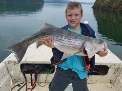 Lake Nottely Fishing Charter