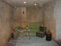 Bateria de Costa - Las Fortificaciones