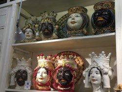 Ceramiche Italiane - De Sanctis 1890