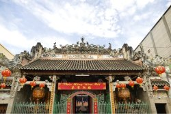 Ba Thien Hau Temple