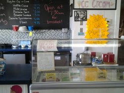 The Ice Cream Boat Cafe