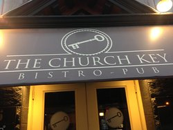 The Church Key Bistro-Pub