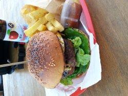 Big Mouth Burger Co
