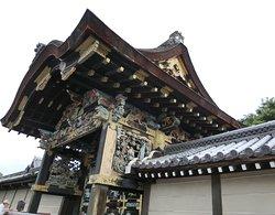 Nishihonganji Karamon Gate
