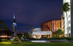 棕櫚灘花園 PGA 大道希爾頓合博套房飯店
