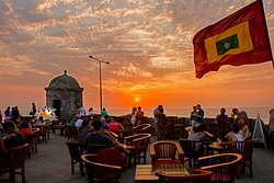 ‪Cafe Del Mar Cartagena‬