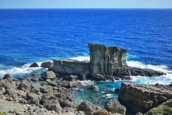Sanninudai and Gunkaniwa Rock