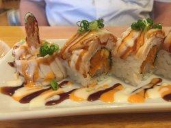 House Roll, Qualicum Sushi, 33 W. 2nd Ave., Qualicum Beach, British Columbia