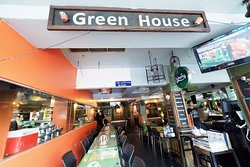 ‪Green House Restaurant‬