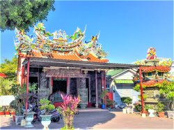 An Ping Chenghuan Temple