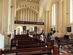 Old Slave Market/Anglican Cathedral, Stonetown