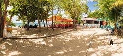 Caribbean Food Beach Restaurant