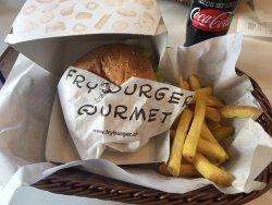 Fry Burger Gourmet
