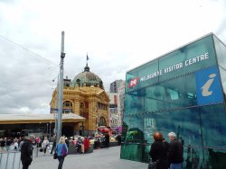 Melbourne Visitor Centre