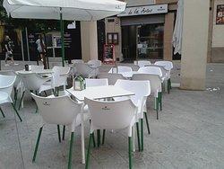 Cafe Bar de las Artes