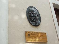 Casa del Benemerito de las Americas Benito Juarez