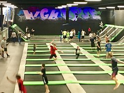 DEFY Rogers (High Rise Extreme Air Sports)