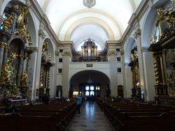 Kostel Panny Marie Pod Retezem