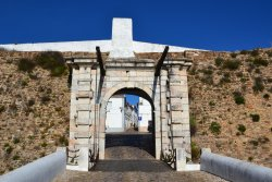 Port of Santo Antonio (2nd line of Fortifications - Sec. XVII) (Estremoz)